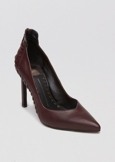 Dolce Vita Pointed Toe Pumps - Kaiko Corset High Heel