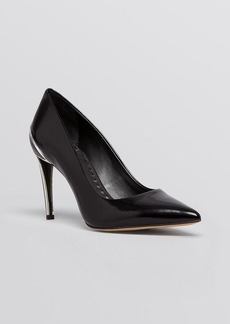 Dolce Vita Pointed Toe Pumps - Karisse High Heel