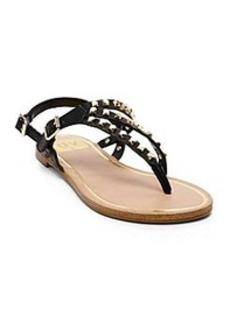 "Dolce Vita® ""Rosario"" Studded Flat Sandals"
