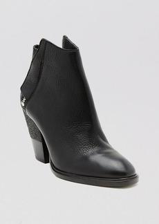 Dolce Vita Western Booties - Harim High Heel