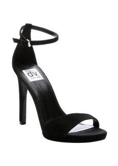 DV by Dolce Vita black suede 'Seona' strappy heel sandals