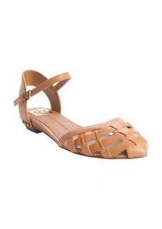 DV by Dolce Vita cedar woven leather flat 'Geno' sandals