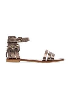 DV by Dolce Vita Daffodil Sandal in Metallic Bronze