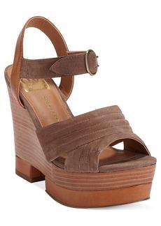 DV by Dolce Vita Jersey Platform Wedge Sandals