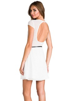 DV by Dolce Vita Lia Crystal Dress in White