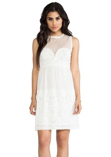 DV by Dolce Vita Rosabella Dress in Cream