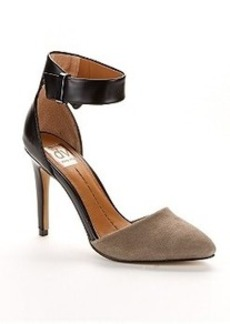 DV by Dolce Vita Suede Ankle Strap Pumps