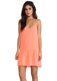 DV by Dolce Vita Tinsel Dress in Coral