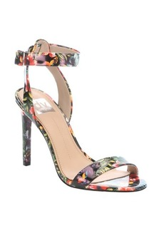 DV by Dolce Vita tropical floral print leather 'Berkeley' ankle strap sandals