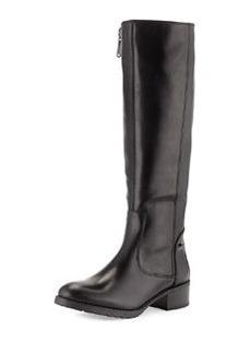 Donald J Pliner Bixbi Leather Boot, Black