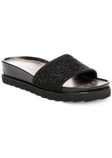 Donald J Pliner Cava Slides Women's Shoes
