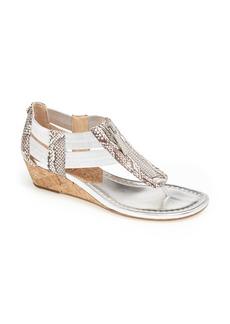 Donald J Pliner 'Dori' Wedge Sandal