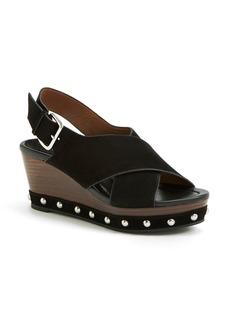 Donald J Pliner 'Febe' Studded Wedge Sandal (Women)