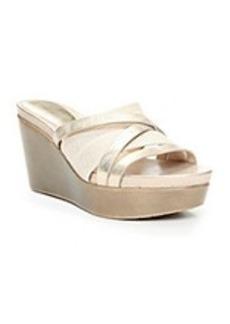 "Donald J Pliner® ""Jean"" Dress Wedge Sandals"