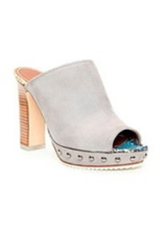 "Donald J Pliner® ""Jett"" Casual Platform Heels - Slate"
