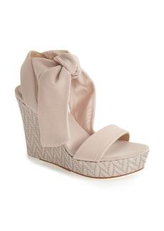Donald J Pliner 'Nela' Wedge Sandal (Women)