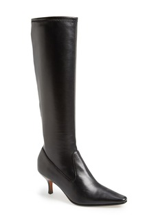 Donald J Pliner 'Nikko' Nappa Leather Pointy Toe Stretch Boot (Women)