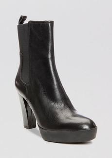Donald J Pliner Platform Booties - Milan2 High Heel