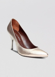 Donald J Pliner Pointed Toe Pumps - Brave High Heel