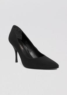 Donald J Pliner Pointed Toe Pumps - Brave High Heel