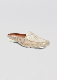 Donald J Pliner Slide Mule Loafers - Lovage Slip On