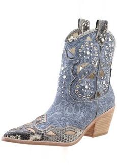 Donald J Pliner Women's Sami Western Boot