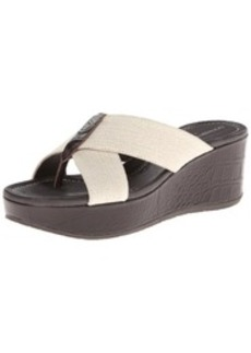 Donald J Pliner Women's Shina Wedge Sandal