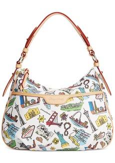 Dooney & Bourke Americana Hobo Bag