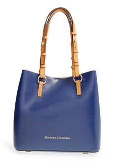 Dooney & Bourke 'Briana' Textured Leather Tote