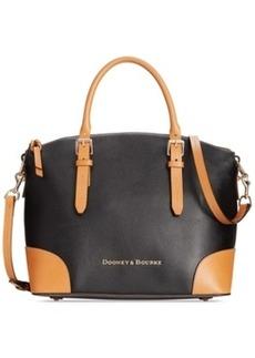 Dooney & Bourke Claremont Domed Satchel