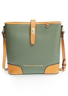Dooney & Bourke 'Claremont' Leather Crossbody Bucket Bag