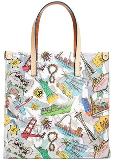 Dooney & Bourke Clear Lunch Bag