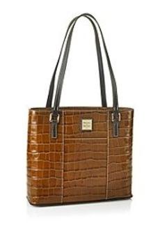 Dooney & Bourke® Croco Small Lexington Shopper