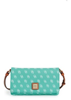 Dooney & Bourke 'Gretta - Becca' Logo Print Crossbody Bag