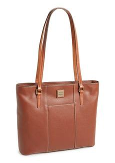 Dooney & Bourke 'Lexington - Pebble Grain Collection' Water Resistant Tumbled Leather Shopper