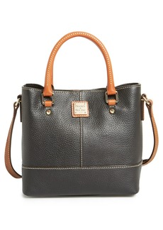 Dooney & Bourke 'Mini Chelsea' Pebbled Leather Crossbody