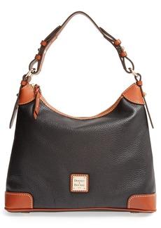 Dooney & Bourke Pebbled Leather Hobo