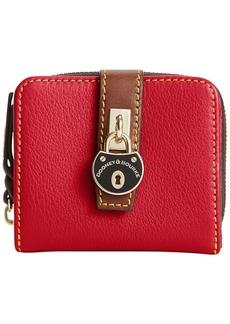 Dooney & Bourke Samba Small Zip Around Wallet