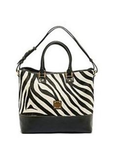 Dooney & Bourke® Zebra Shopper