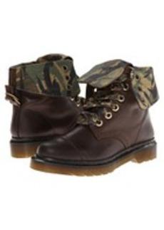 Dr. Martens Aimilita 9-Eye Toe Cap Boot