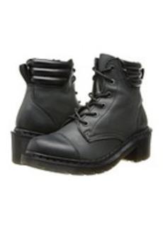 Dr. Martens Alexandra 6-Eye Padded Collar Boot