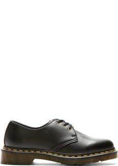 Dr. Martens Black Vegan 1461 3-Eye Gibson Shoes