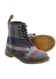 Dr. Martens Castel Plaid Boots (For Women)