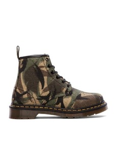 Dr. Martens Cerren 6-Eye Boot in Army