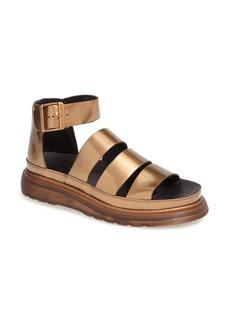 Dr. Martens 'Clarissa' Leather Sandal