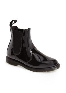 Dr. Martens 'Faun' Patent Chelsea Boot (Women)