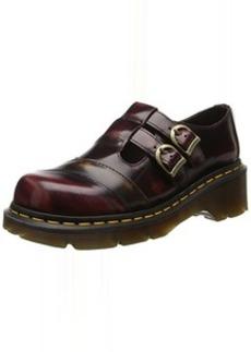 Dr. Martens Women's Allisa 9 Eye Toe Cap Boot