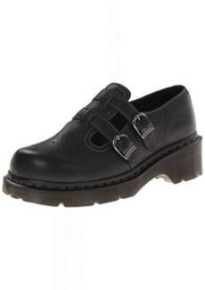 Dr. Martens Women's Nancie Brogue T-Bar Shoe