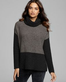 Eileen Fisher Turtleneck Box Top
