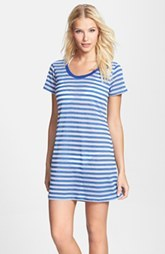 Tommy Bahama Burnout Cover-Up T-Shirt Dress